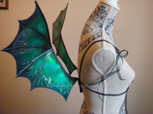 Wearable Dragon wings, Small adult size Various Colours