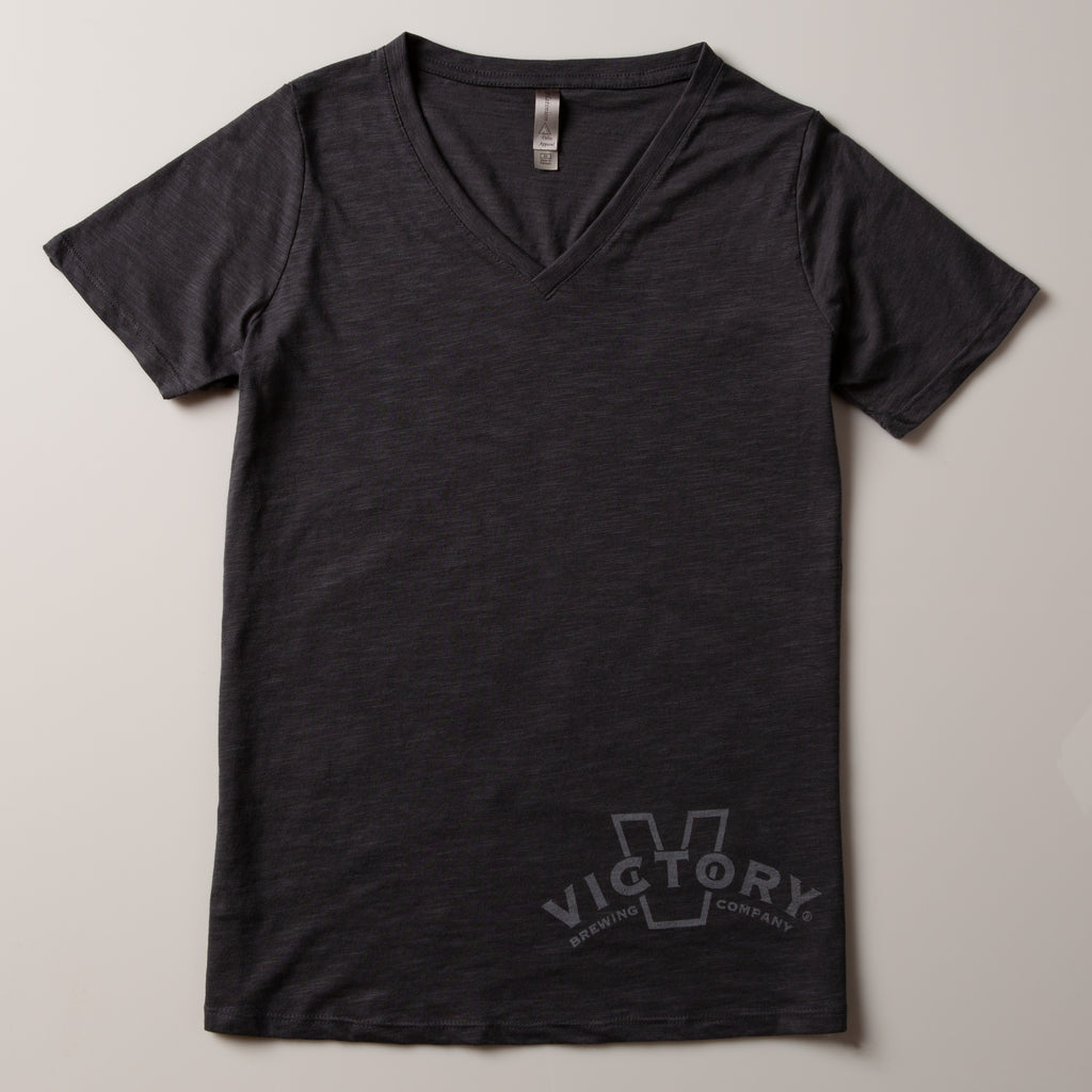 Victory Women's V-Neck Tee | Iron