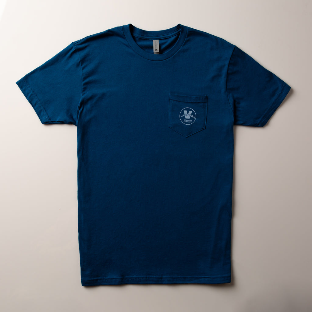Victory Men's Pocket Tee