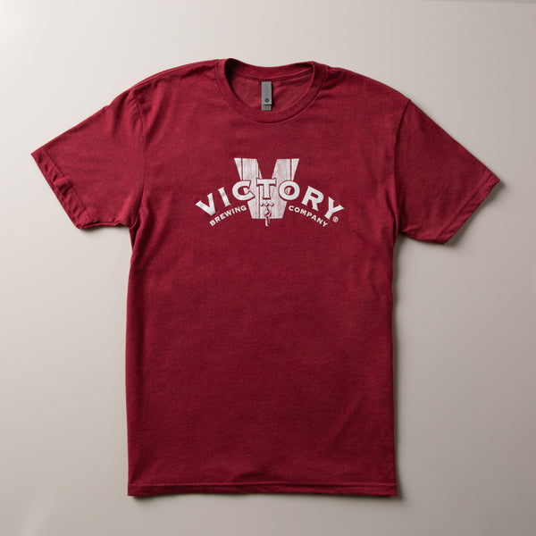 Victory Men's Keg Tap Tee | Cardinal Red
