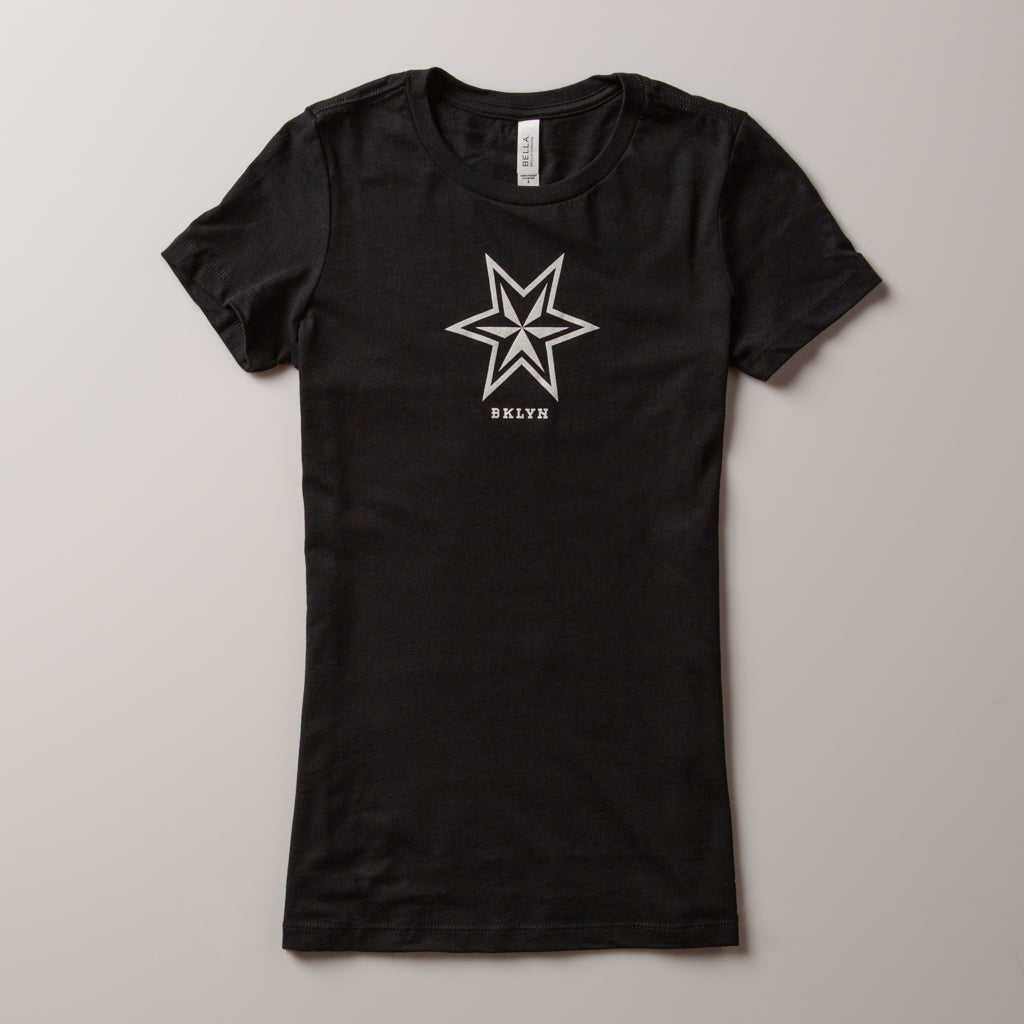 Sixpoint Women's Brooklyn Star Tee