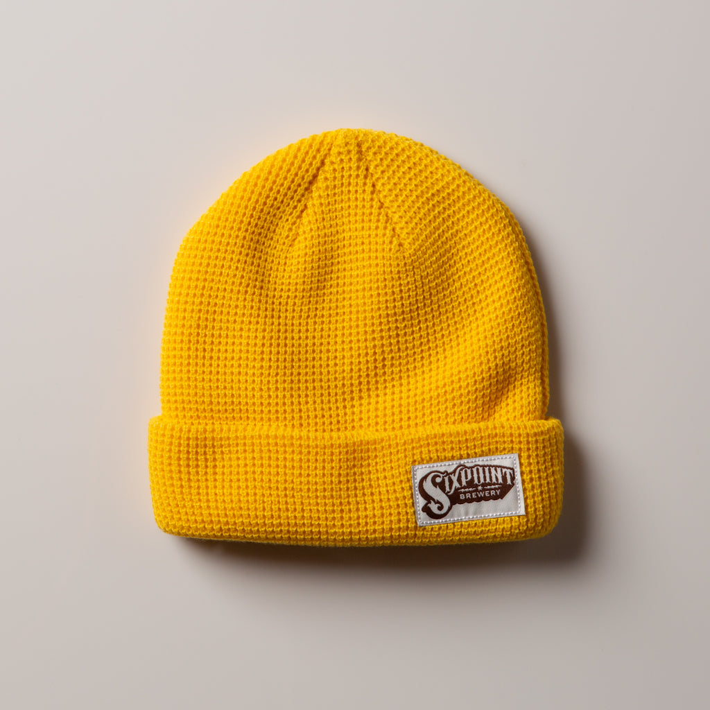Sixpoint Mad Science Beanie | Yellow