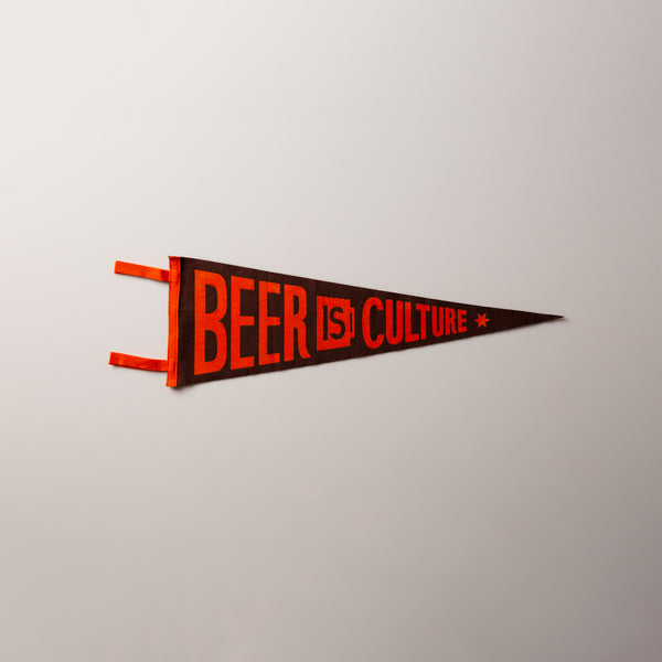 Sixpoint Beer is Culture Pennant