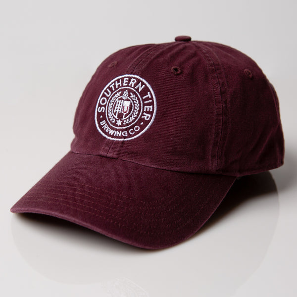 Southern Tier Chino Hat | Maroon