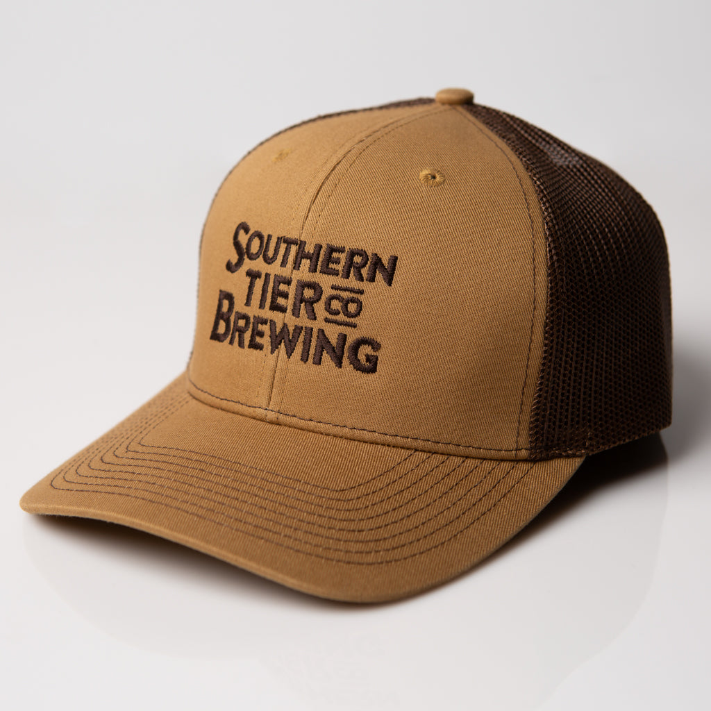 Southern Tier Trucker Hat | Gold