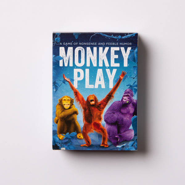 Victory Monkey Playing Cards