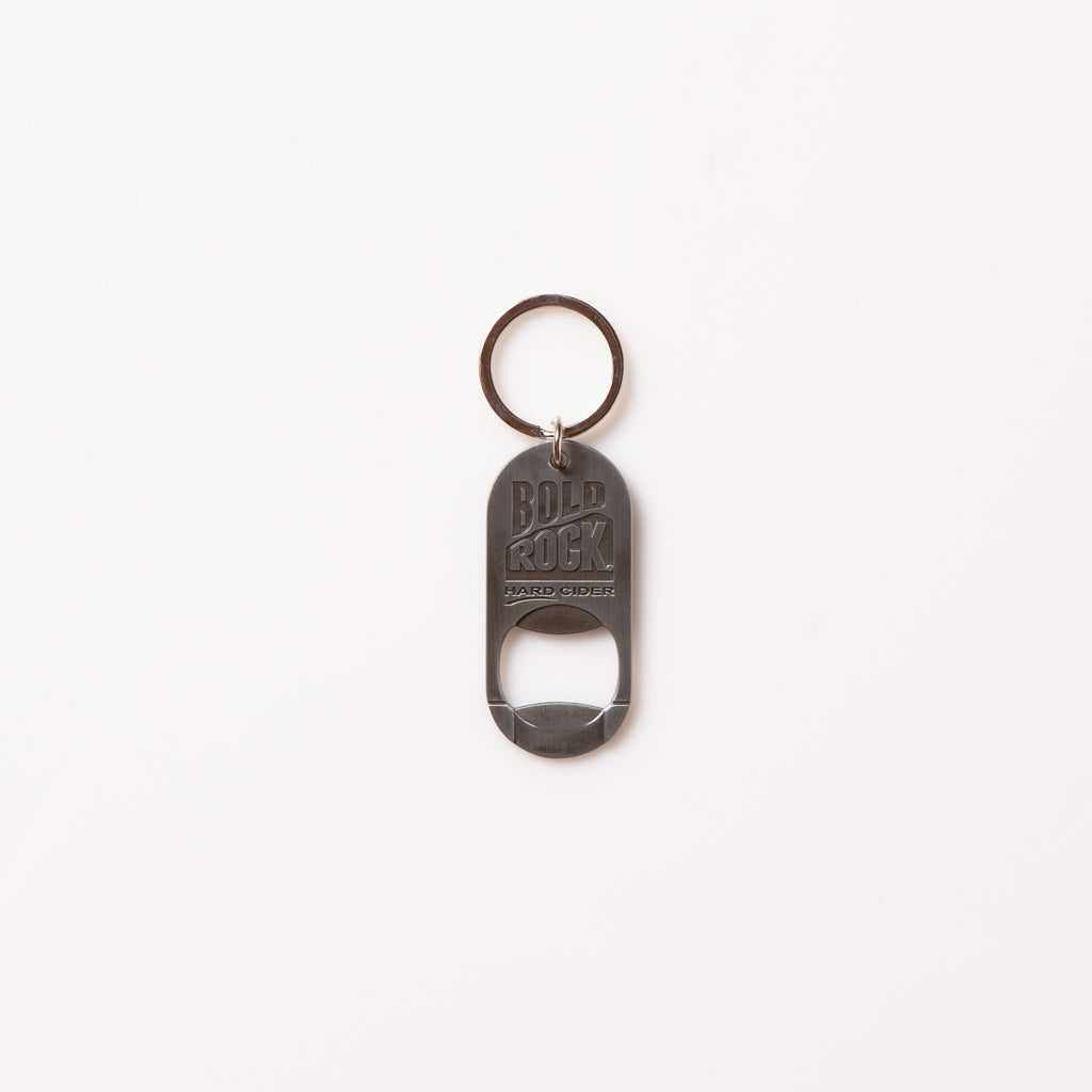 Bold Rock Companion Bottle Opener Keychain