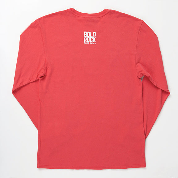 Bold Rock Hold My Cider Long Sleeve Tee