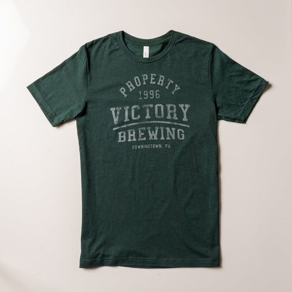 "Victory ""Property of Victory Brewing"" Tee"