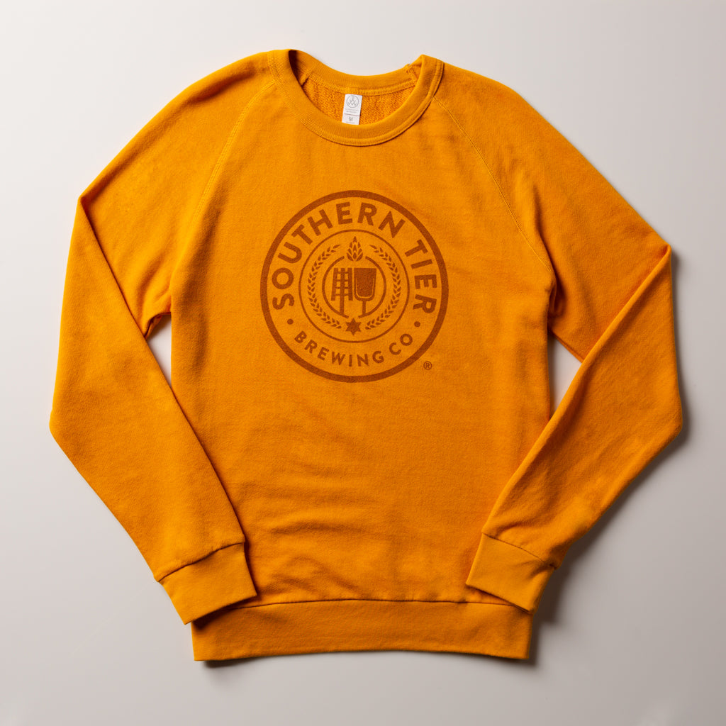Southern Tier Crewneck | Gold
