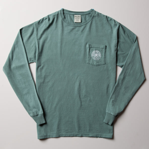 Southern Tier Pocket Tee | Green