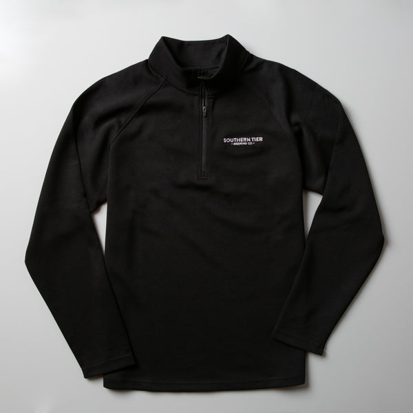 Southern Tier Men's 1/4 Zip | Black