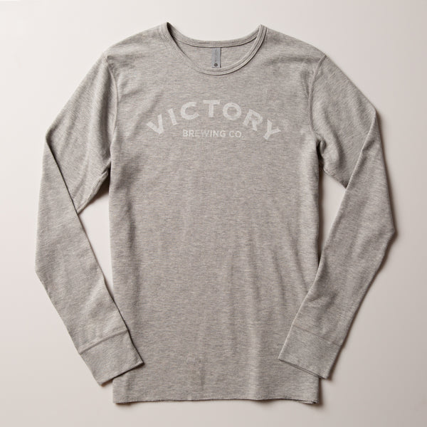 Victory Long Sleeve | Grey