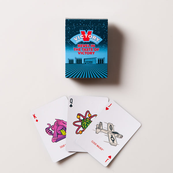 Victory Playing Cards