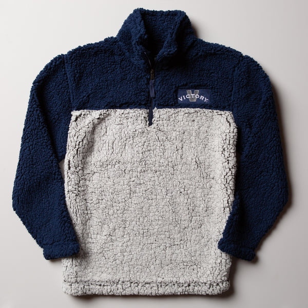 Victory Sherpa 1/4 Zip Fleece