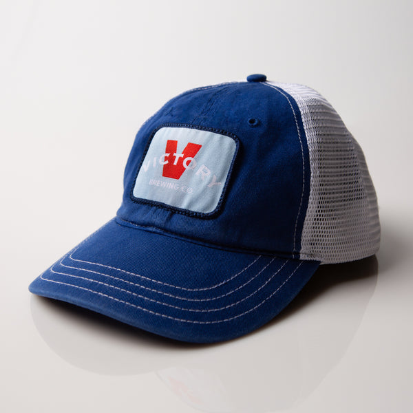 Victory Garment Washed Trucker Hat