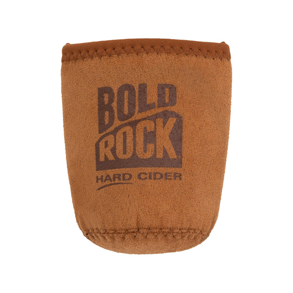 Bold Rock Suede Can Koozie
