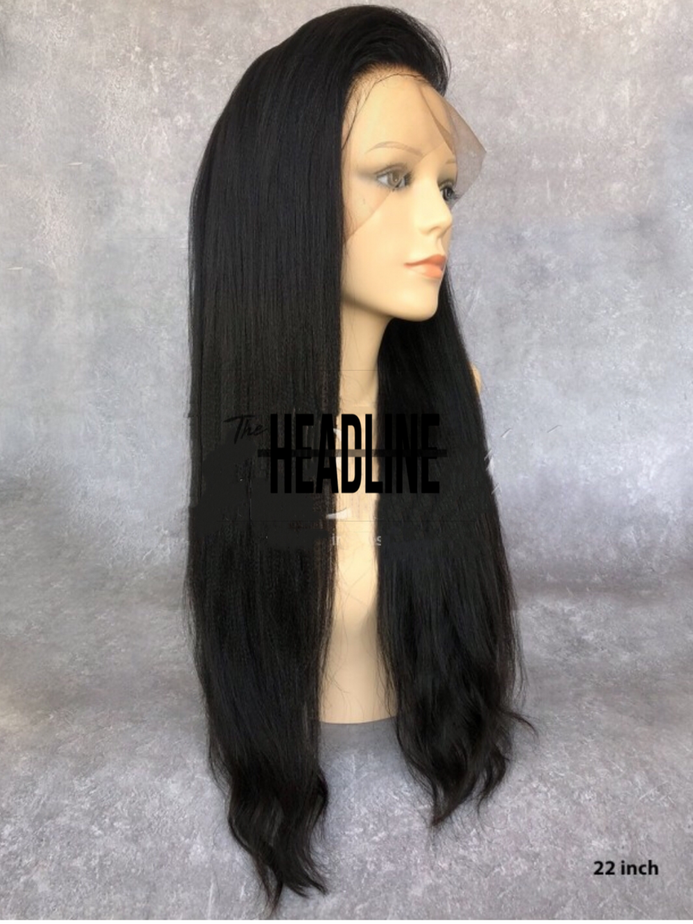 Lace Wig- Straight