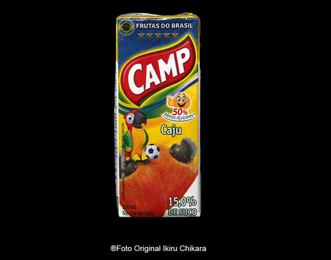 Suco de Cajú Camp 200mL