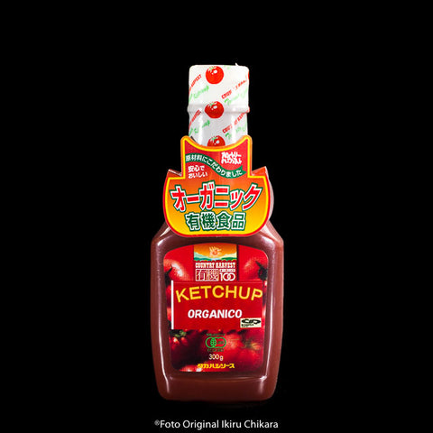 Ketchup Organico Country Harvest  300g