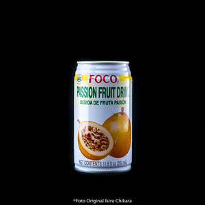 Passion Fruit Drink Foco 350ml