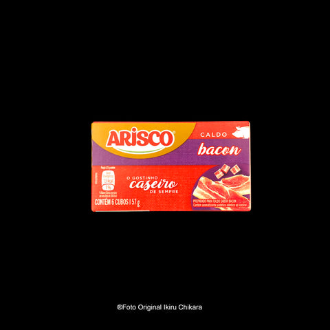 Sazonador Arisco Caldo Bacon 57g