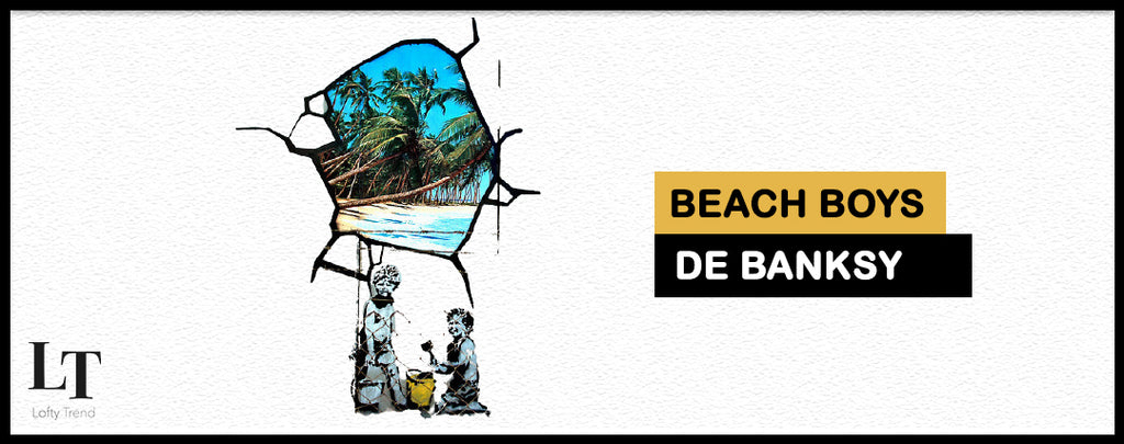 Beach Boys Banksy