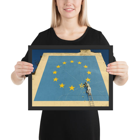 tableau banksy brexit reproduction