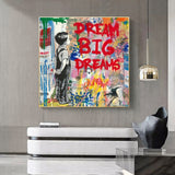 Tableau dream big dreams