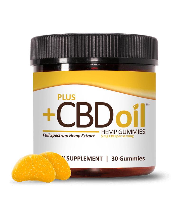 Hemp oil Gummies - CBD/Hemp Infused Gummy 30 count Pain Relief citrus punch