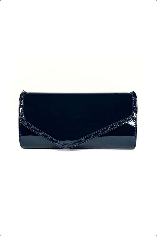 Load image into Gallery viewer, Varni Clutch Bag - Navy