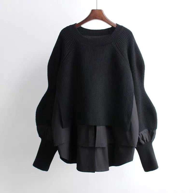 Stella Black Jumper