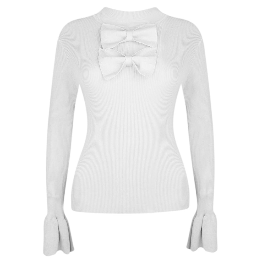 Beau Jumper White