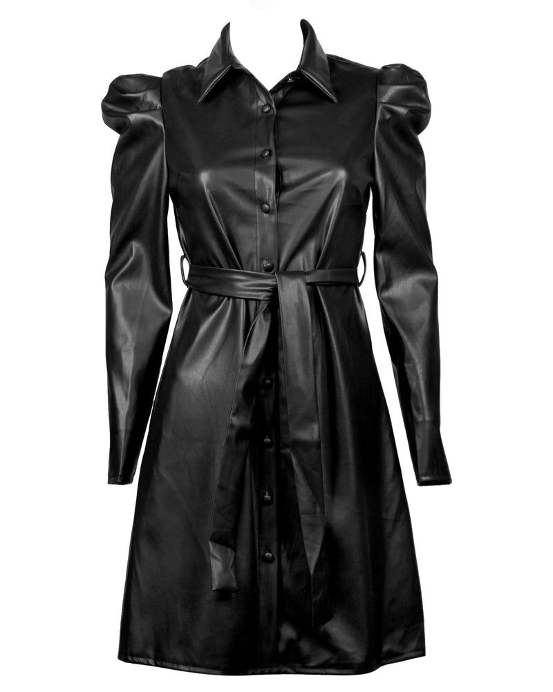 Boss Bitch Dress - Black