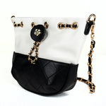 Coco Messenger Bag - White