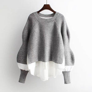 Load image into Gallery viewer, Stella Grey Jumper