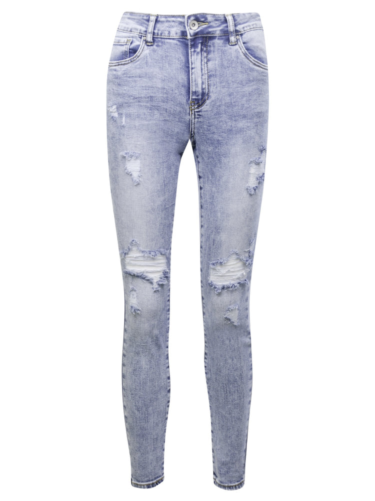Load image into Gallery viewer, Helen Acid Wash Jeans