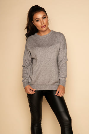 Angel Jumper Grey
