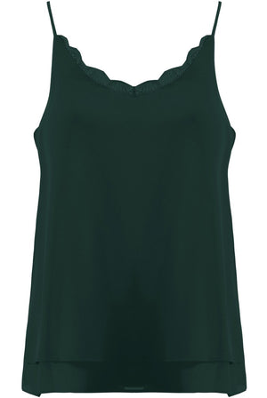 Load image into Gallery viewer, Olea Vest Top