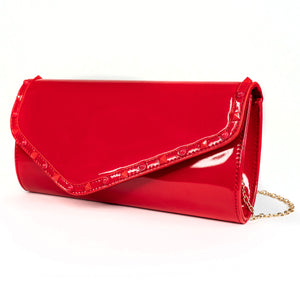 Load image into Gallery viewer, Varni Clutch Bag - Red
