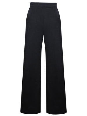 Load image into Gallery viewer, Zara Wide Leg Trouser Black
