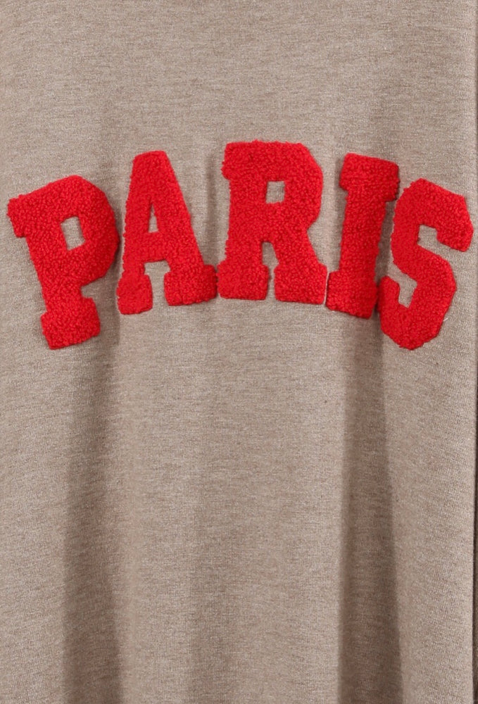 'Paris' Loungewear Taupe