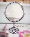 Miroir de Table<br />Strass en Diamant