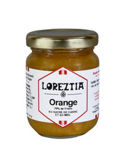 confiture d'Orange du Pays Basque - Loreztia