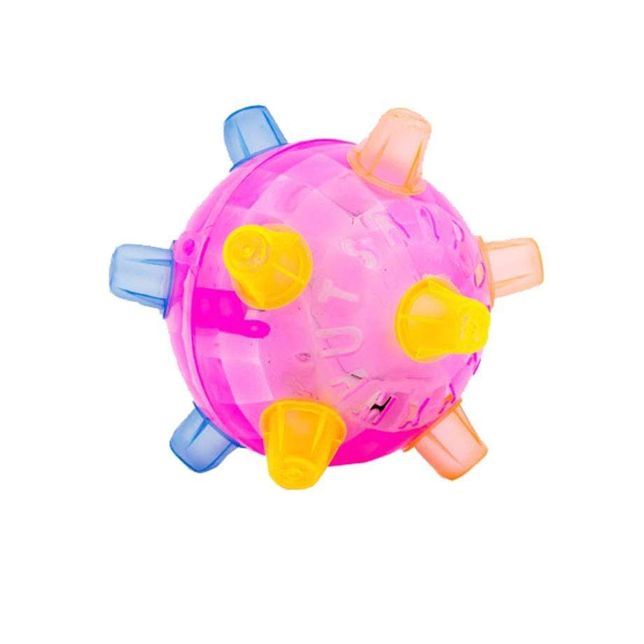 Toby Interactive Jumping Ball