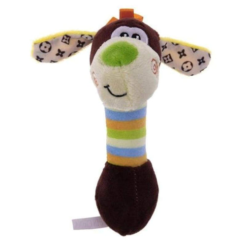 Plush Animal Squeaking Toy - Too Cute Dog Shop