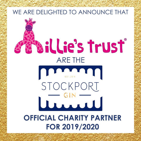 Stockprot gin Millies Trust Annoucement
