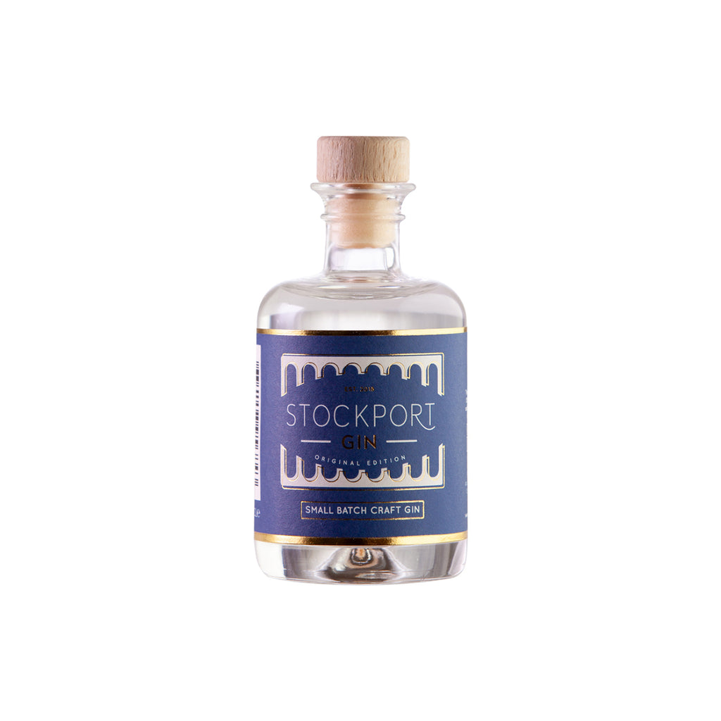 Stockport Gin Original Edition - 5cl bottle