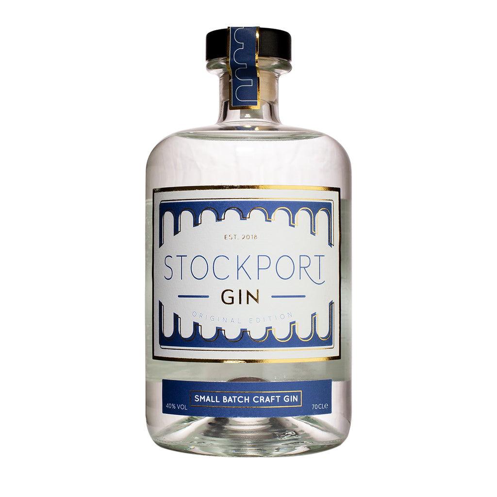 Stockport Gin Original Edition - 70cl Bottle