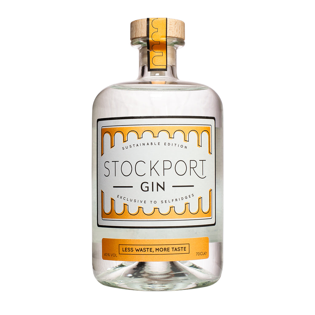 Stockport Gin Sustainable Edition - 70cl Bottle